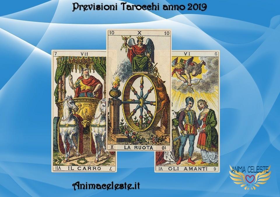 previsioni tarocchi 2019 - animaceleste.it