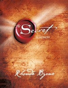 libro - the secret (il segreto) Rhonda Byrne - animaceleste.it