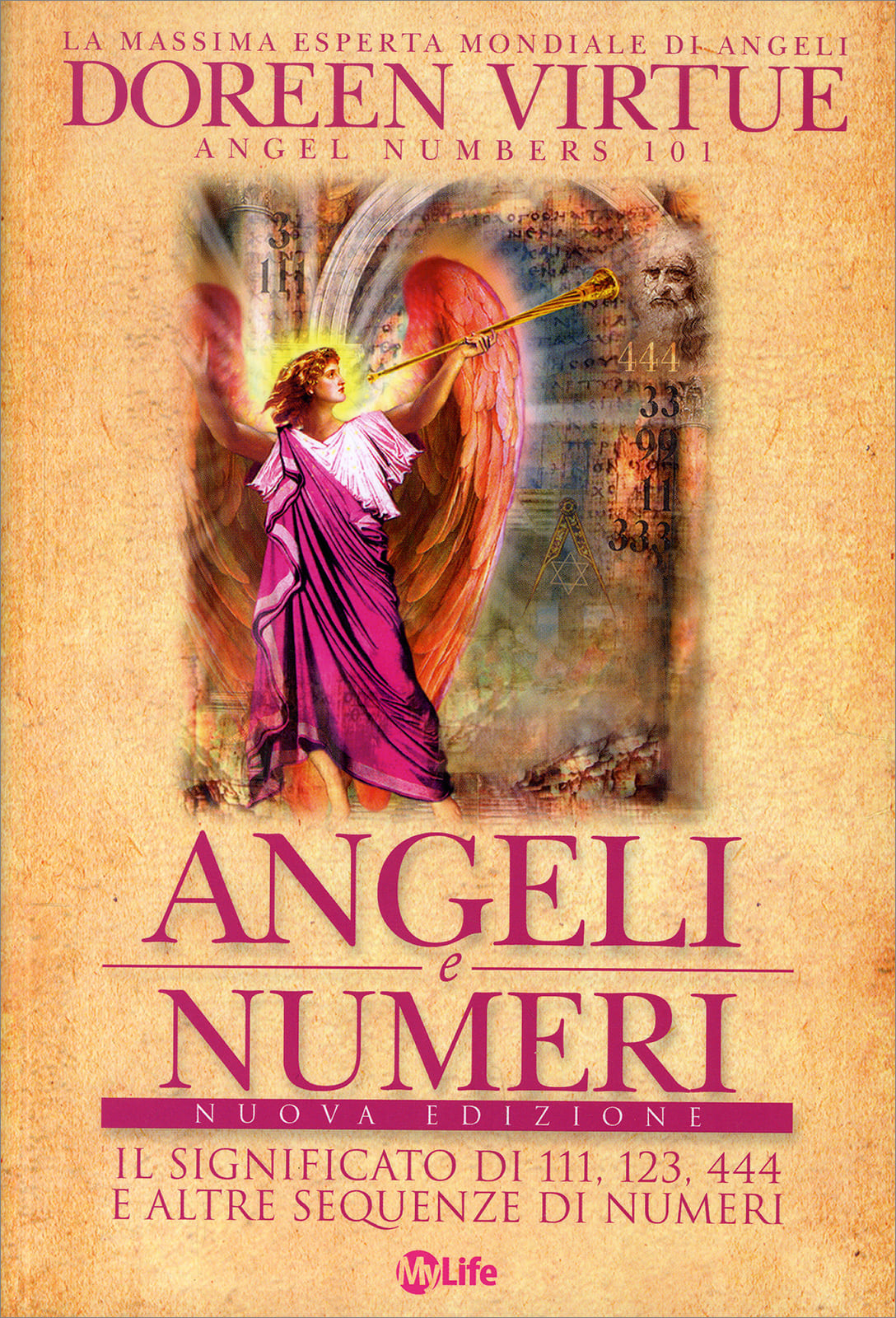 angeli e numeri - doreen virtue animaceleste.it recensione libri