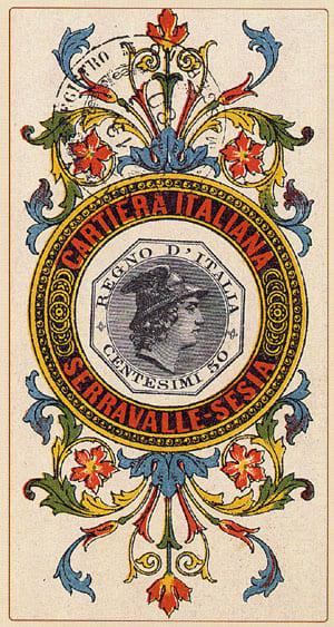 gli assi denari - Tarocchi Arcani minori - www.animamceleste.it