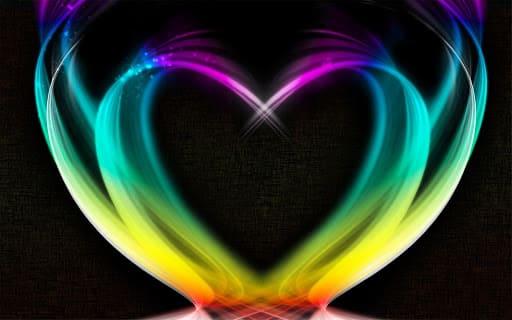 cuore colorato - meditazione www.animaceleste.it