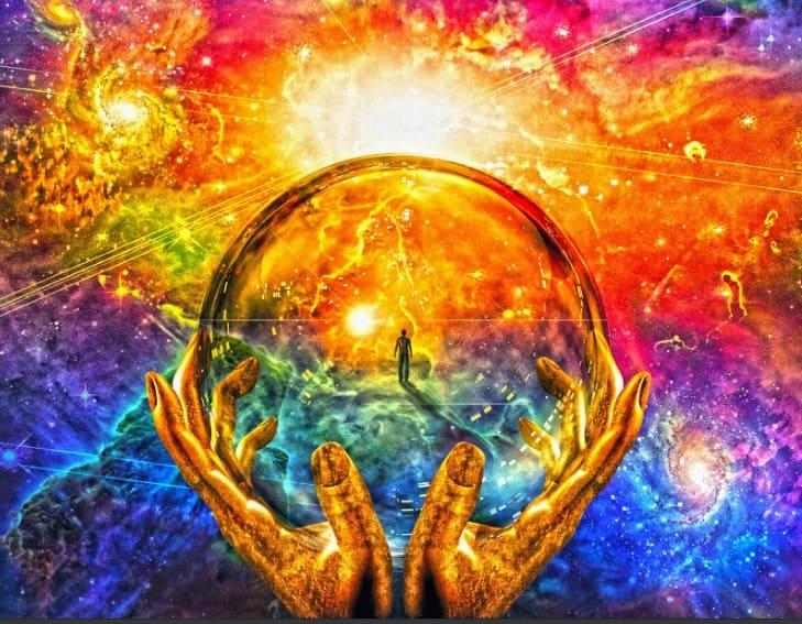 Immagine segni della croce - anima celeste
